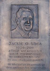 Jackie O Shea